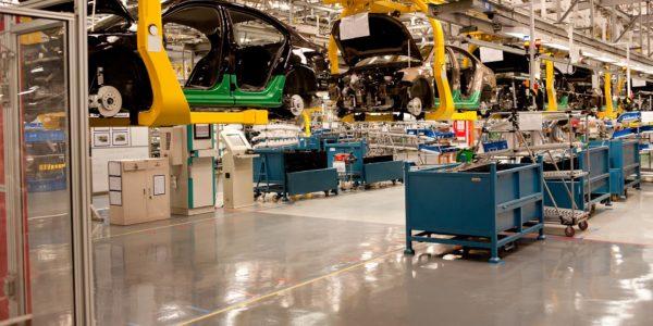 Bodenbeschichtungen für die Automobilindustrie - 1