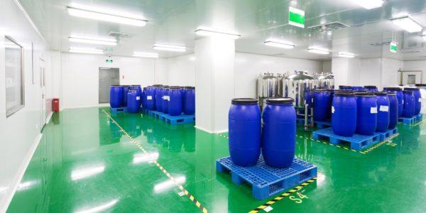 Bodenbeschichtungen für die Chemische Industrie - 1