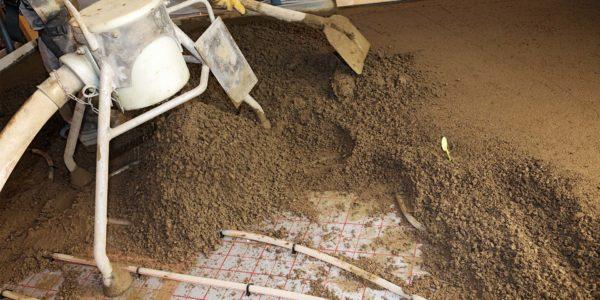 Industrieboden aus Estrich 15